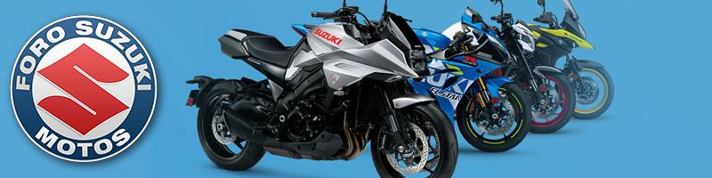 Foro Suzuki Motos
