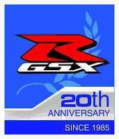 Club GSX-R750/600 20 Aniversario